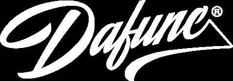 Dafunc Logo White